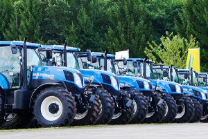 New Holland Traktoren