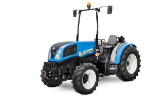 New Holland Traktor TD4