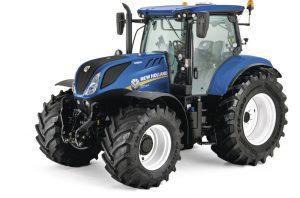 New Holland Traktor T7 short wheel base
